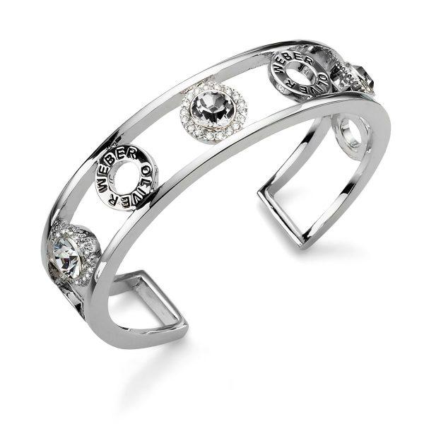 دستبند کریستال مدل افزون