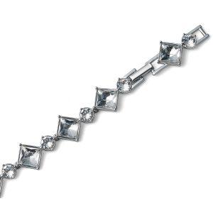 دستبند کریستال مدل برازنده