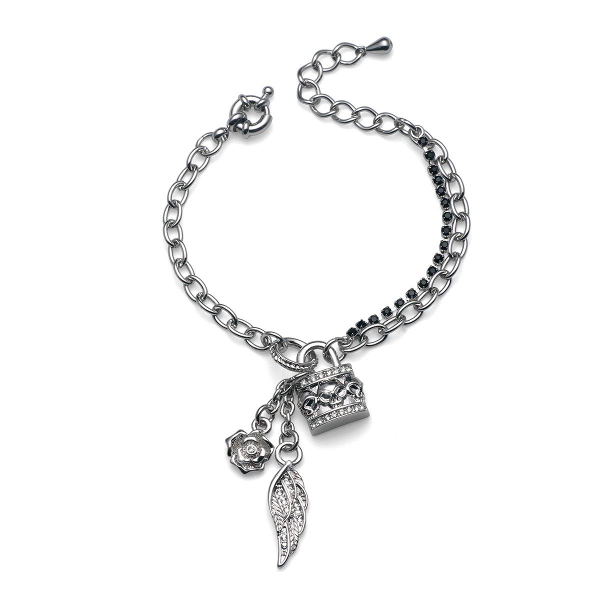 دستبند کریستال مدل کاریب