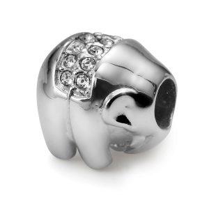 مهره دستبند استیل مدل فیل