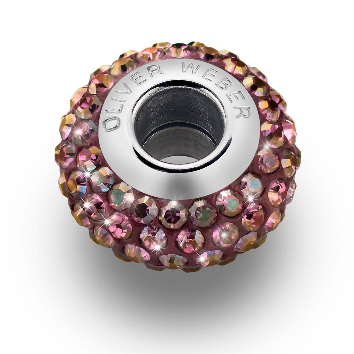 مهره دستبند استیل مدل شاین یاسی