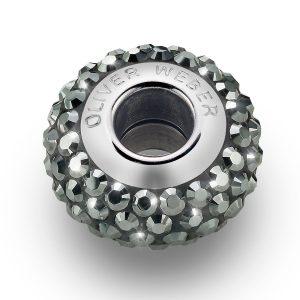 مهره دستبند استیل مدل شاین هماتیت