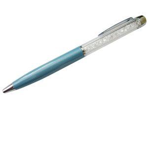 خودکار کریستال آبی