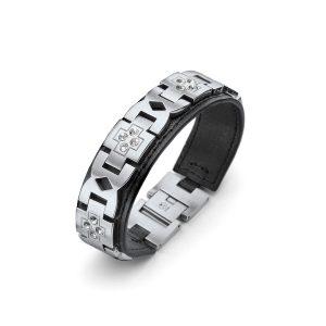 دستبند استیل مدل فوروارد