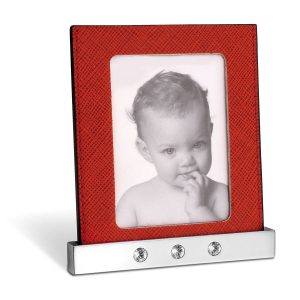 قاب عکس کریستال قرمز