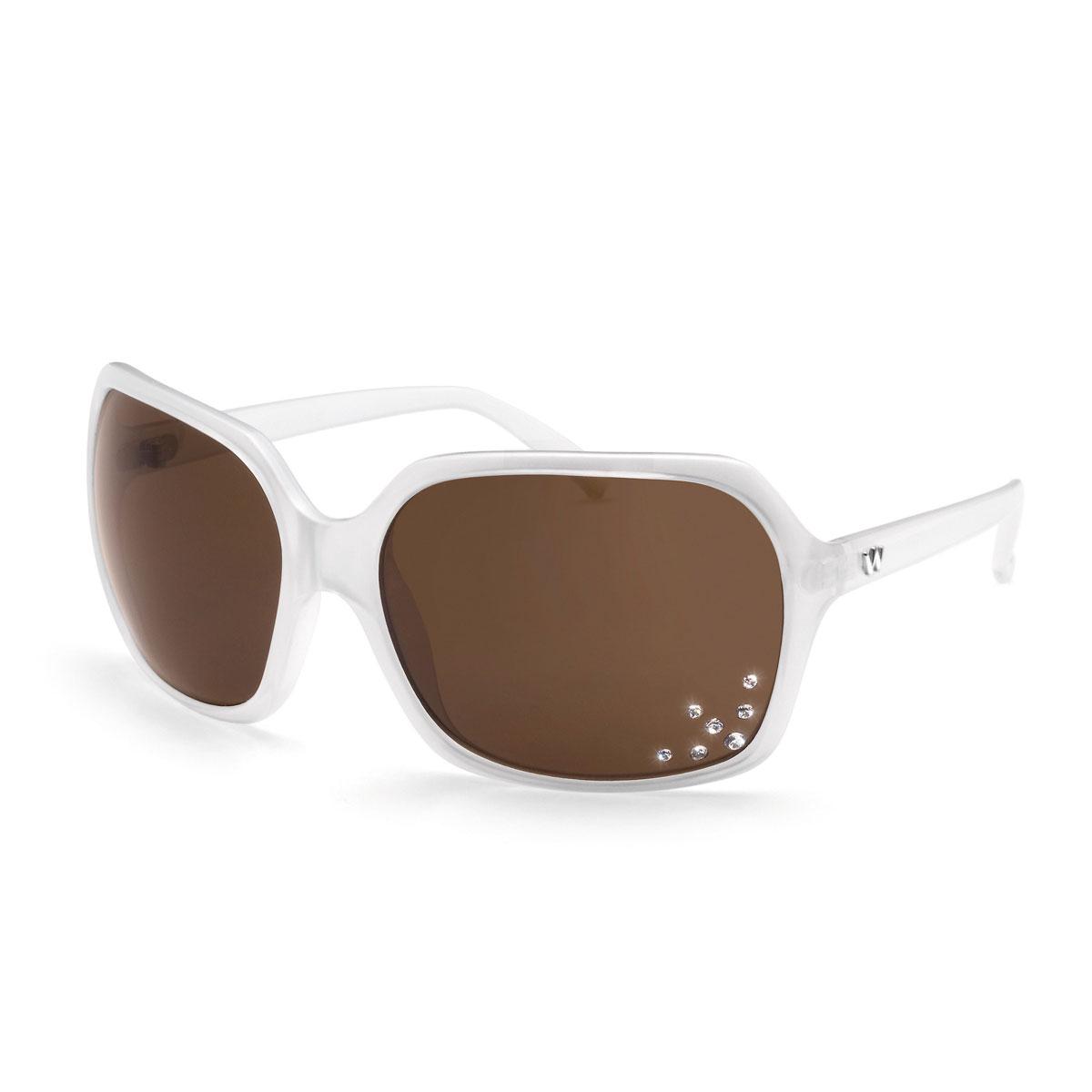 عینک آفتابی مدل اورگان سفید
