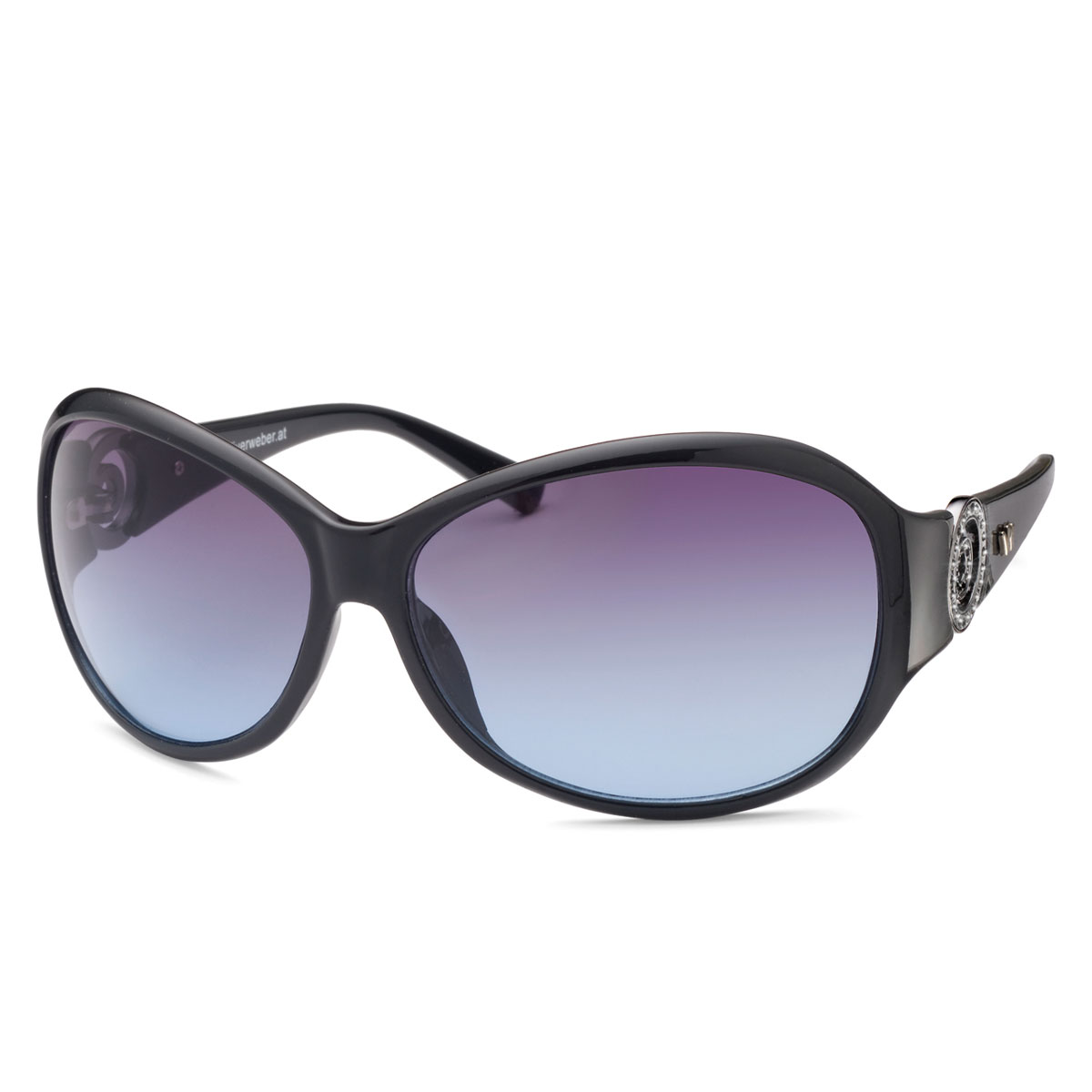 عینک آفتابی مدل کانزاس مشکی