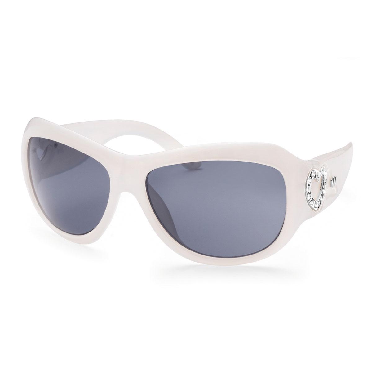 عینک آفتابی مدل جرجیا سفید
