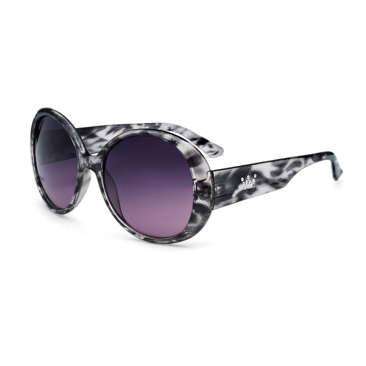 عینک آفتابی مدل آیلند خاکستری
