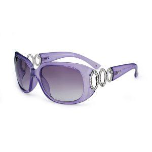 عینک آفتابی مدل ماین بنفش