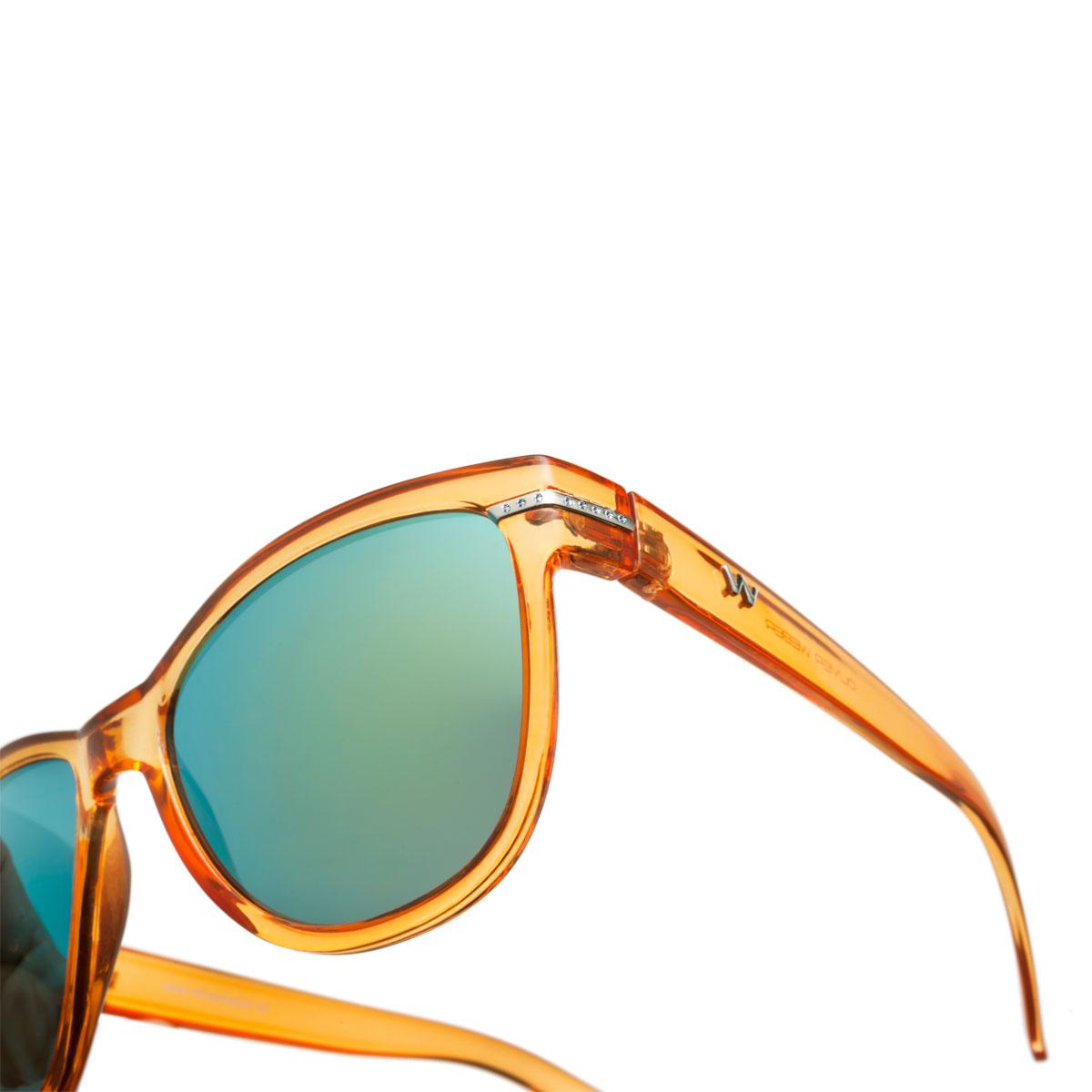 عینک نارنجی مدل هاوایی