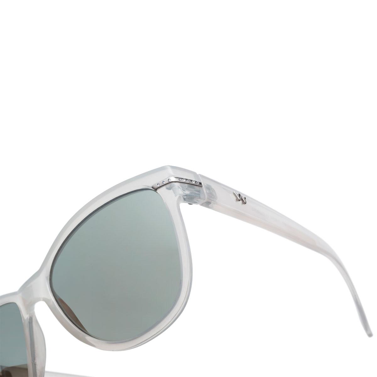 عینک سفید مدل هاوایی