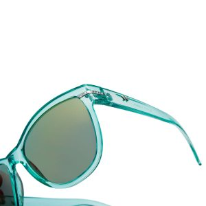 عینک فیروزه ای مدل هاوایی