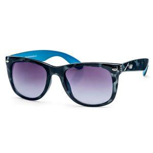 عینک فیروزه ای/ مشکی مدل پترن