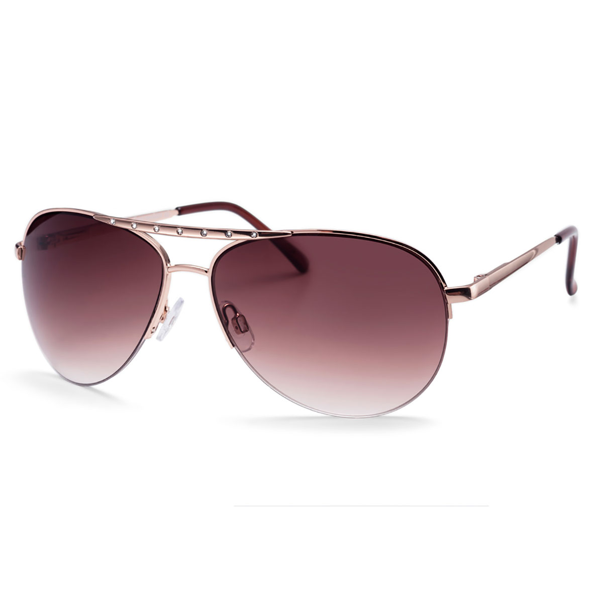 عینک طلایی مدل فلایت
