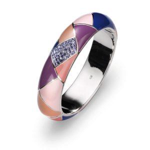 دستبند نقره مدل انتخاب