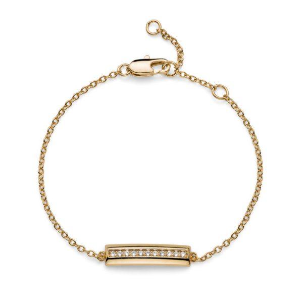 دستبند کریستال مدل کامل