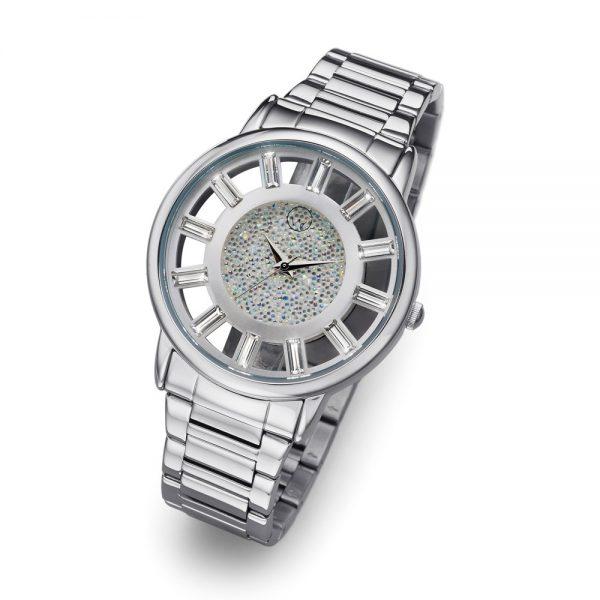 ساعت ریمز نقره ای