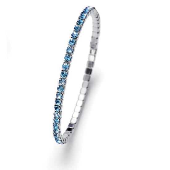 دستبند مدل دنس آبی روشن